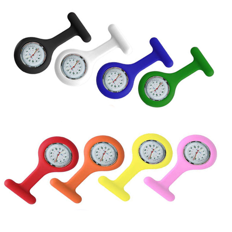 2017 Silicone nurse watch digital watches jewelry for nurse