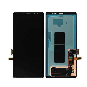 Wholesales lcd display assembly for Samsung galaxy note 8,China OLED with changed lens for samsung galaxy note 8