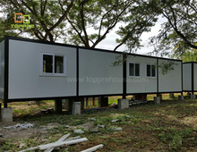 UAE Prefabricated Modular Residential Container House Made in China