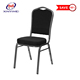 Promotion Wholesale Hotel Dining Iron Banquet Chair Parts