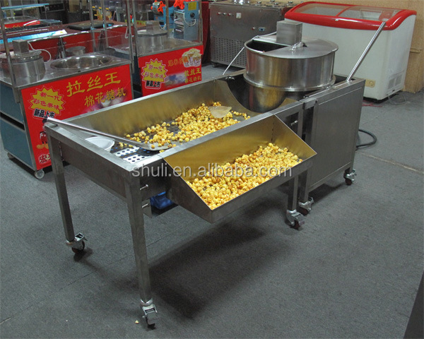 Big Popcorn Machine/commercial Air Popping Popcorn Machine ...