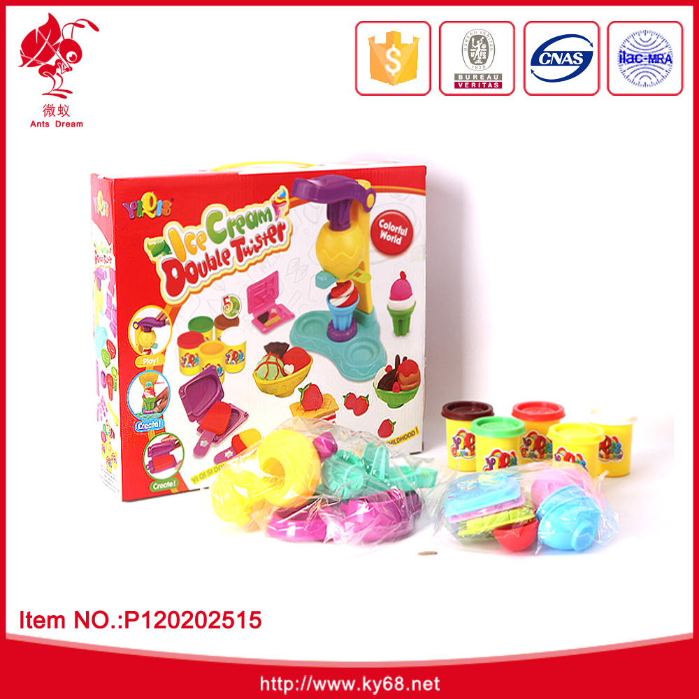 Toys for girls clay craft toy making plasticine modeling clay