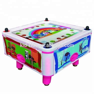 SEA world theme-Hot Sale Indoor China Manufacturer Coin Operated Rides Ride On Toy Car Kiddie Air Hockey
