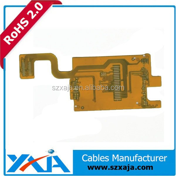 Car flat dvd cable touch screen ribbon cable