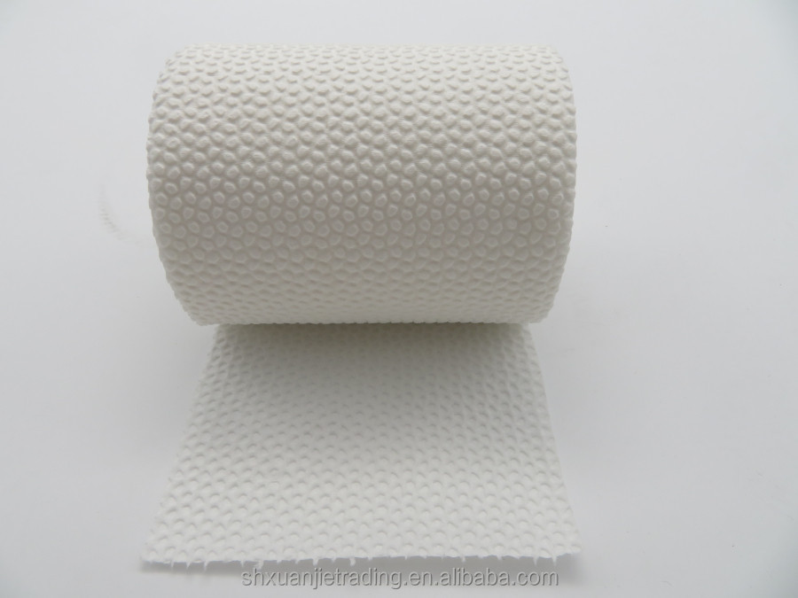 Toilet tissue paper roll core scented tissue paper