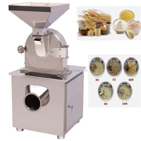 Industrial Indian Chili Pepper Spice Grinding Machine Grinder Herb