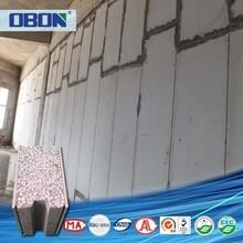 wholesale soundproof fiber cement eps foam concrete blocks