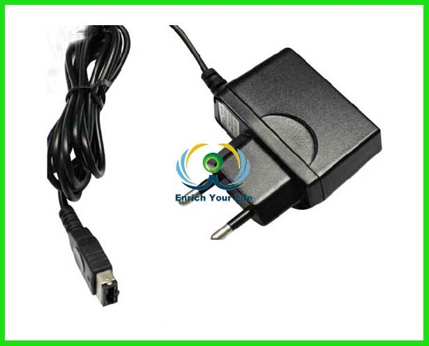 New Replacement adapter power supply for nintendio gameboy advance sp