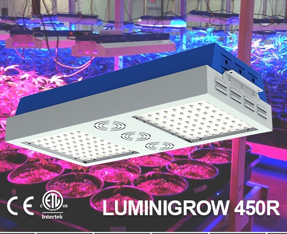 LuminiGrow high efficiency full spectrum wifi dimmable 1000 Watt Led Grow lights For Indoor Grow