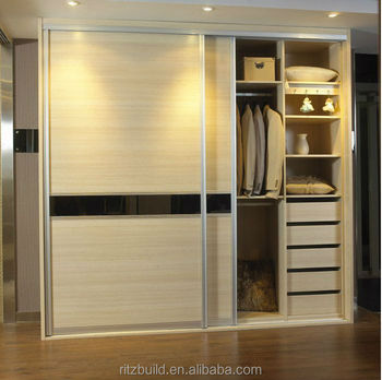 modern bedroom sliding door wardrobe design & Modern Bedroom Sliding Door Wardrobe Design - Buy Sliding Door ...