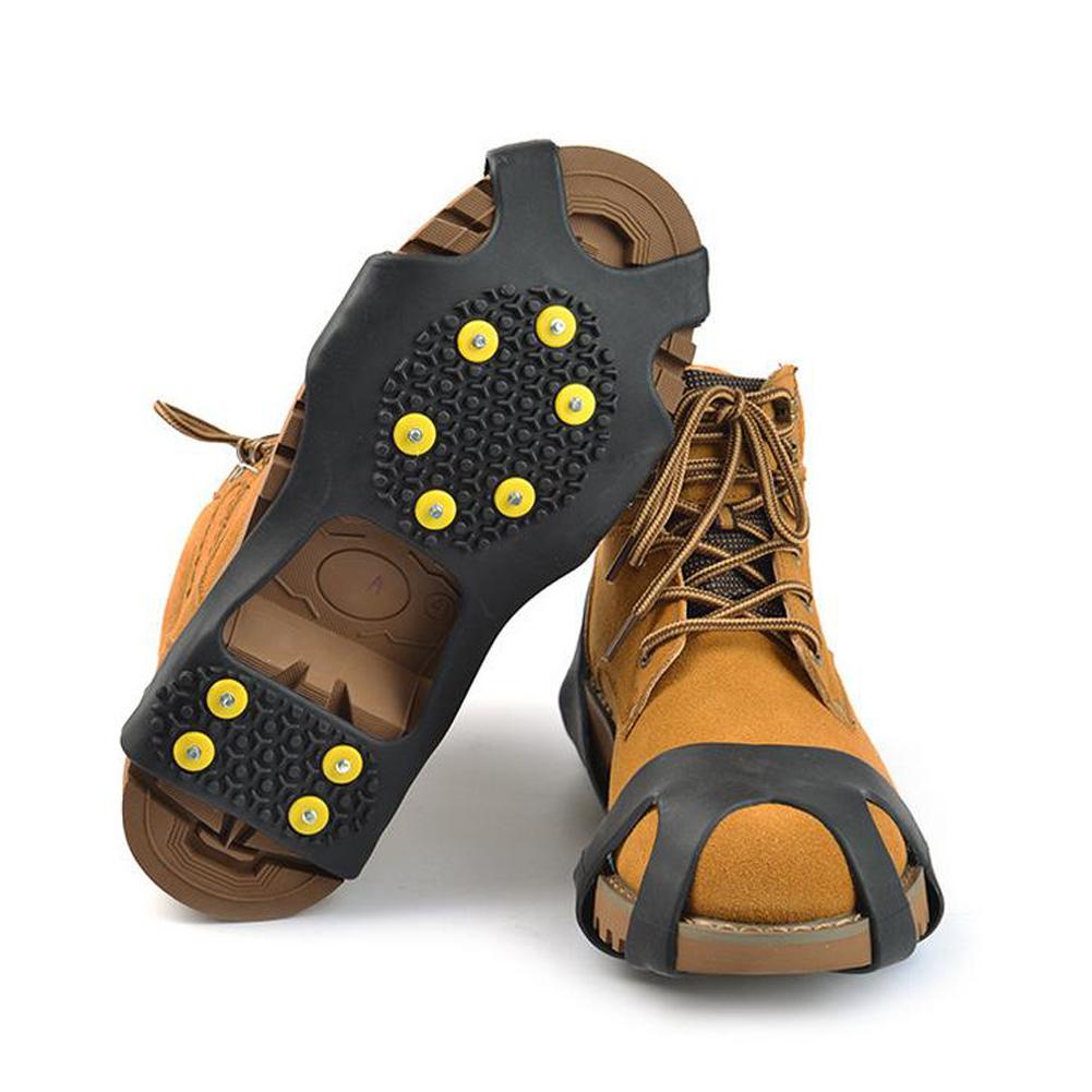 10 Stud Universal Ice Snow Shoe Spikes