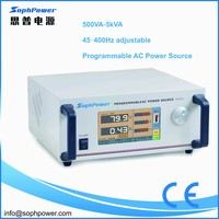 programmable 2kva frequency converter ac power source