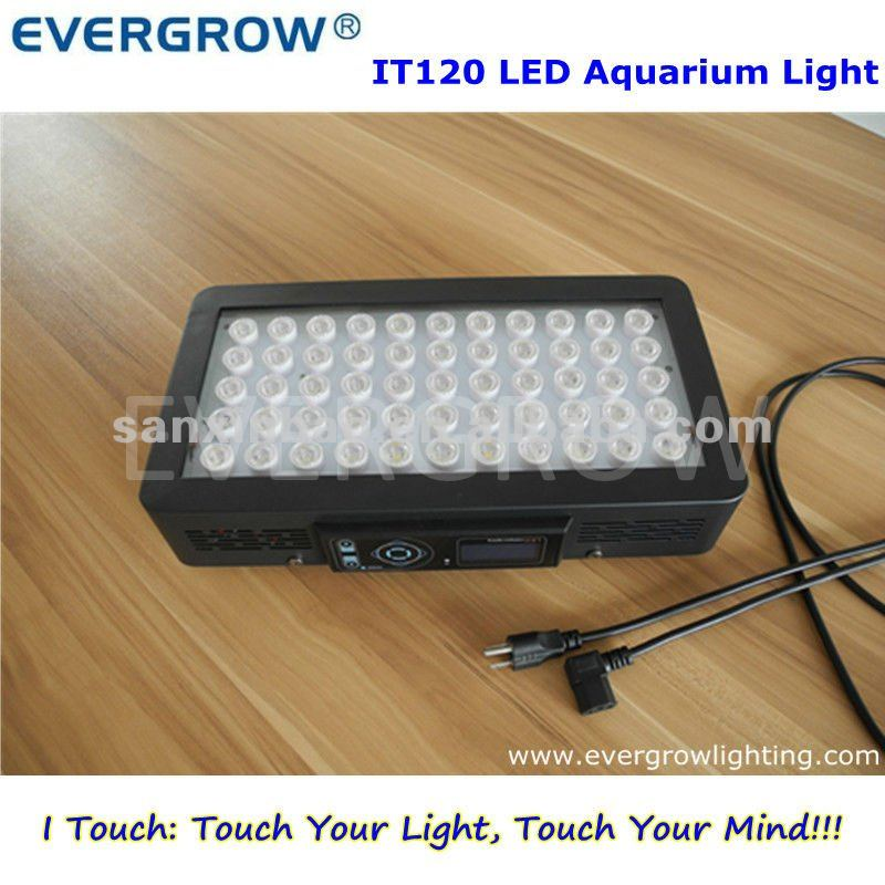 90 Degree Optics Programmable Waterproof DIY aquarium led light bar for coral reef with CE ROHS