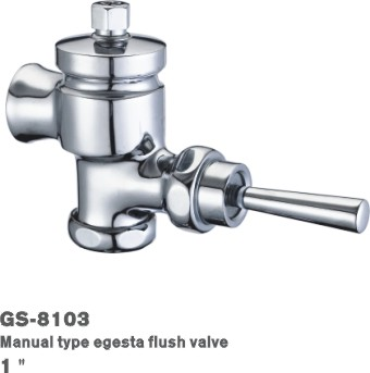 Flush Valve (Toilet Flush valve, Manual Type Egesta Flush Valve)