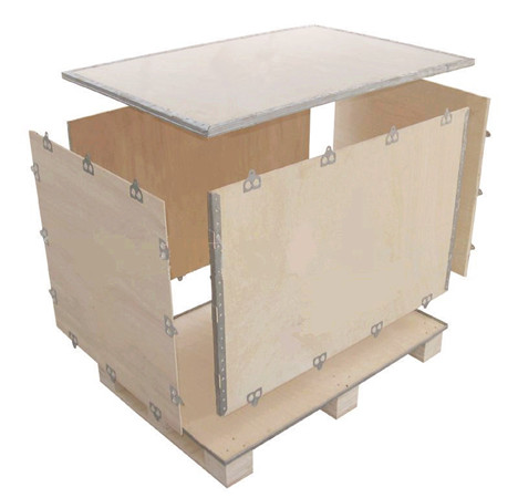 Nailless Plywood Box For Shipping Or Packing