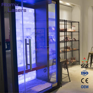 Easy-to-use, efficient and safe salt therapy developed specially for booths and capsules salt caves and salt rooms