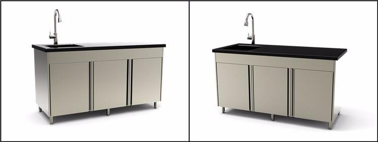 Neue Modul Edelstahl Outdoor Küche Waschbecken Schrank Buy Outdoor
