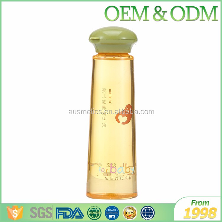 GMPC approved OEM factory set of skin care product moisturizing baby creamskin care oil baby care