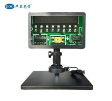 hair pcb inspection HDMI Microscope magnifier with display tv screen