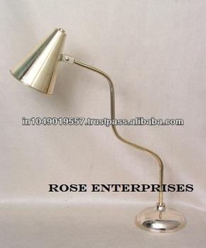 Indian Handwerk Nautische Messing Lamp Met Stand (verlichting) - Buy ...