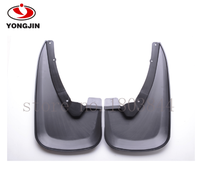 Front Rear Flaps for DODGE RAM 1500 2500 3500 Mud Guards Flaps