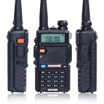 Free shipping Baofeng walkie talkie Long range walkie talkie radios baofeng uv-5r dmr ham digital radio dual band radio
