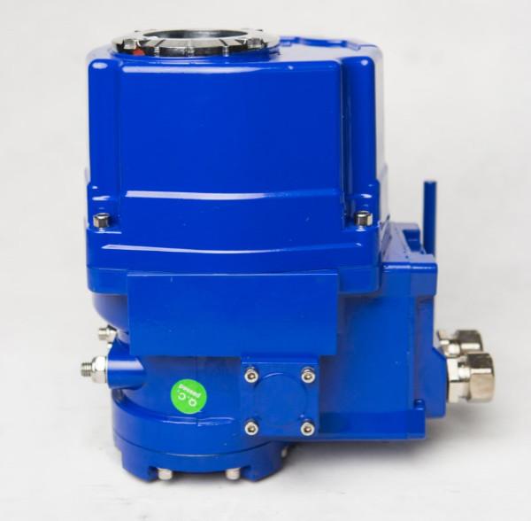 Роторный QT четверть поворота электрический привод для шарового клапана
