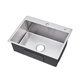 New Fashion Commercia Janitor Italian One Piece Farmhouse Undermount Kitchen Sink