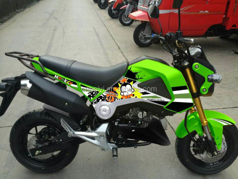 2015 new fashion 125cc Chongqing motor bike yellow for sale