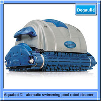 Swimming Pool Equipment Aquabot X1 Automatic Robot Pool Vacuum Cleaner