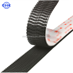 high sticky mushroom head hook and loop fastener Tape used for cable tie etc