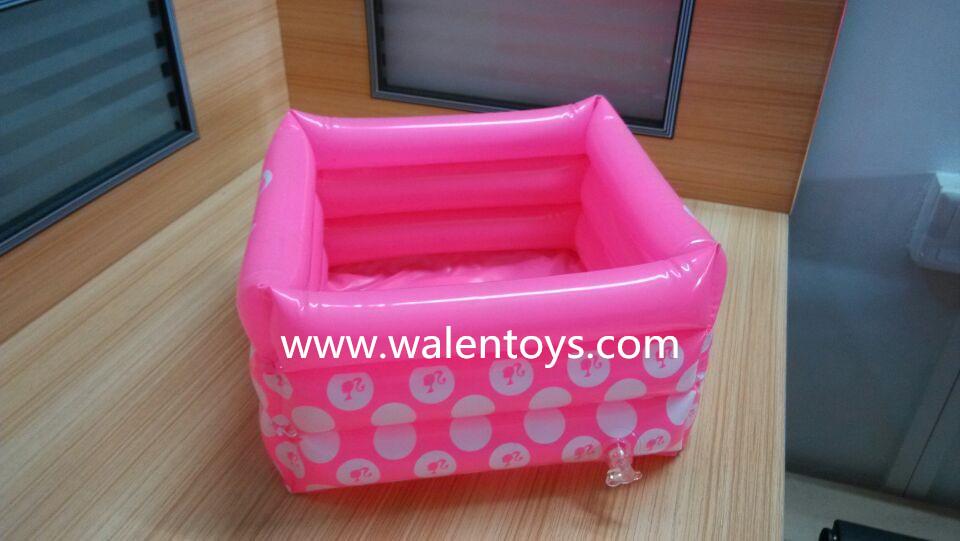 Inflatable Foot Tub Foot Basinfoot Tub Washing Basininflatable