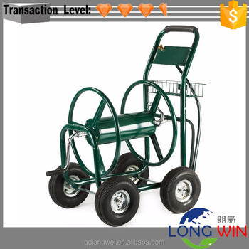 garden hose reel cart made of portable garden water hose reel retractable - Garden Hose Reel Cart