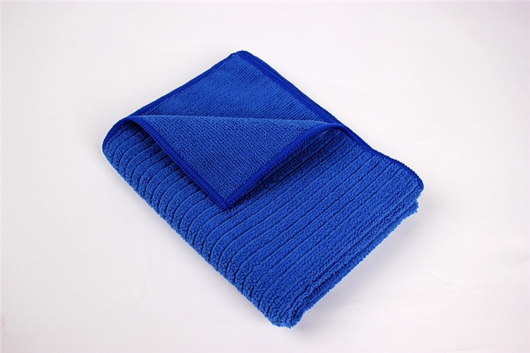 cheap microfiber super absorbent polishing cleaning  care dry car wash towel