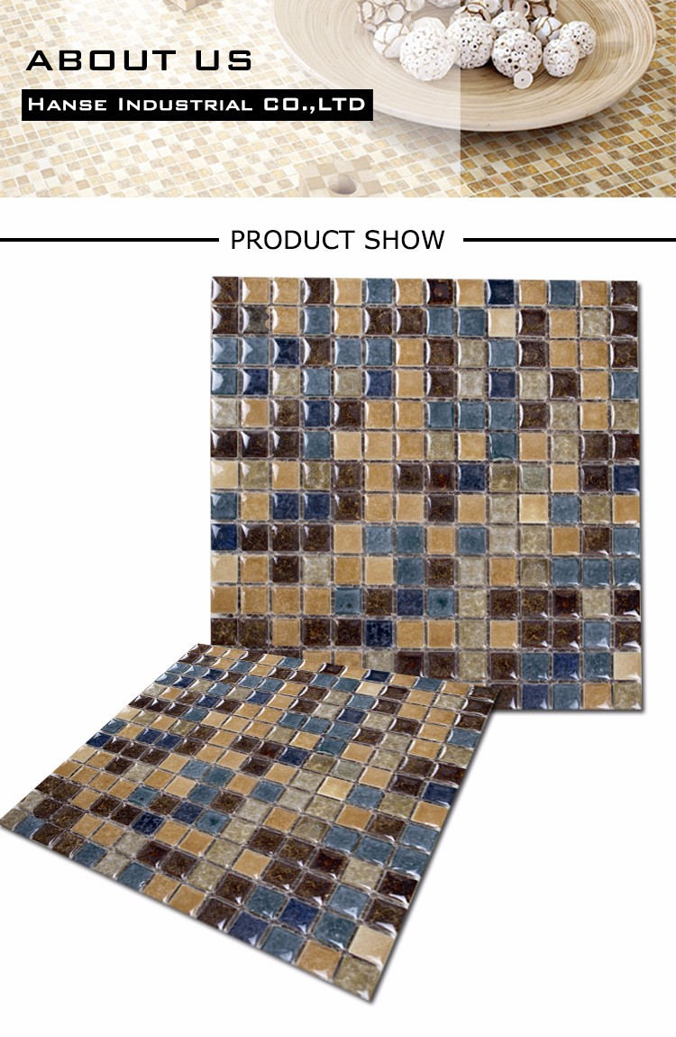Ty20 20 Japanese Ceramic Mosaic Tiles Coffee Table And Ceramic