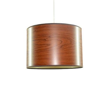 Urbanest Attractive Design Dome Lamp Shade Wood Veneer