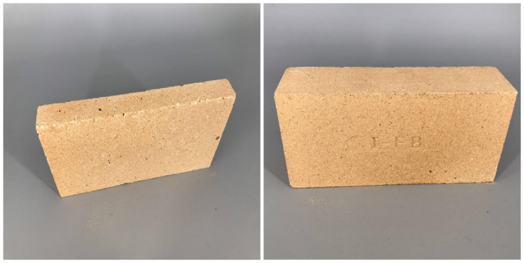 SK30 SK32 SK34 Clay brick Fire clay High temperature ladle bottom curved refractory brick