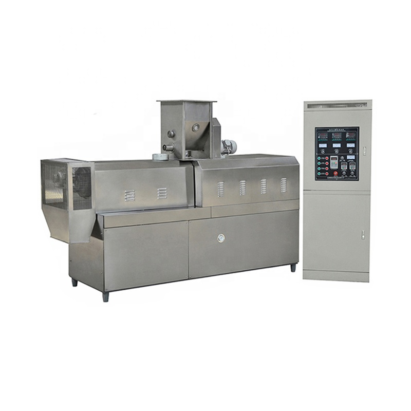 Multifunctionele Meel Puffend Snack Food Machine Bladerdeeg Tarwe Meel Snack Voedsel Machines Opblazen Snacks Making Machine