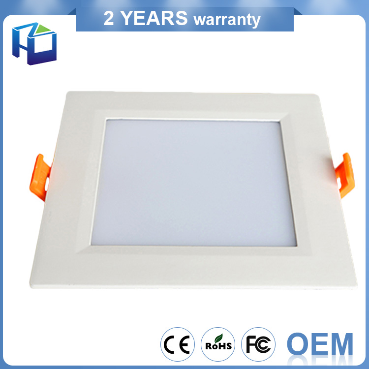 Dimmable Hanging Recessed Living Room Ultraslim Downlight Panel Lamp Led Ceiling Light Fittings