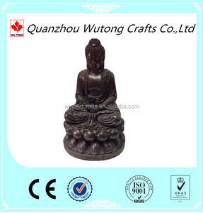Resin imitation bronze Antique Buddha for sale