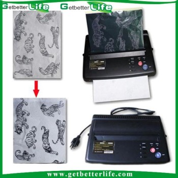Getbetterlife Top Selling Thermal Transfer Printer Temporary Tattoo Printing Machine