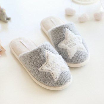 winter shoes woman home slippers women for indoor bedroom house soft