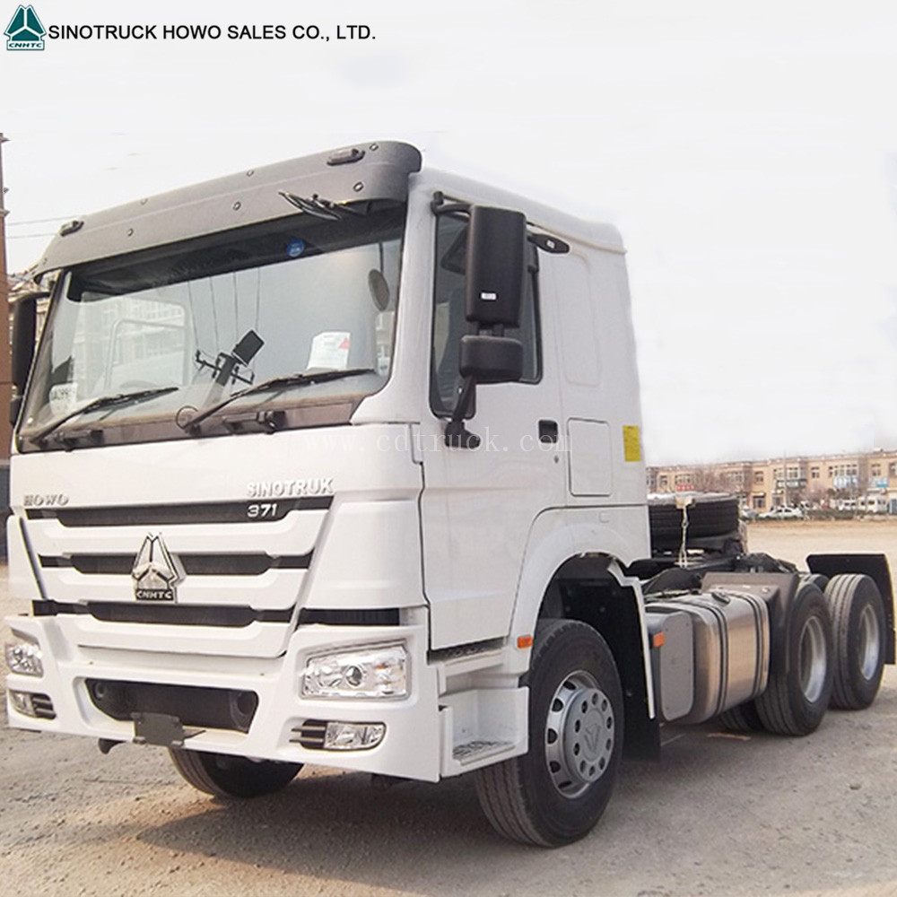 776cb6b860 2018 New Sinotruck Howo Prime Mover international tractor truck for sale