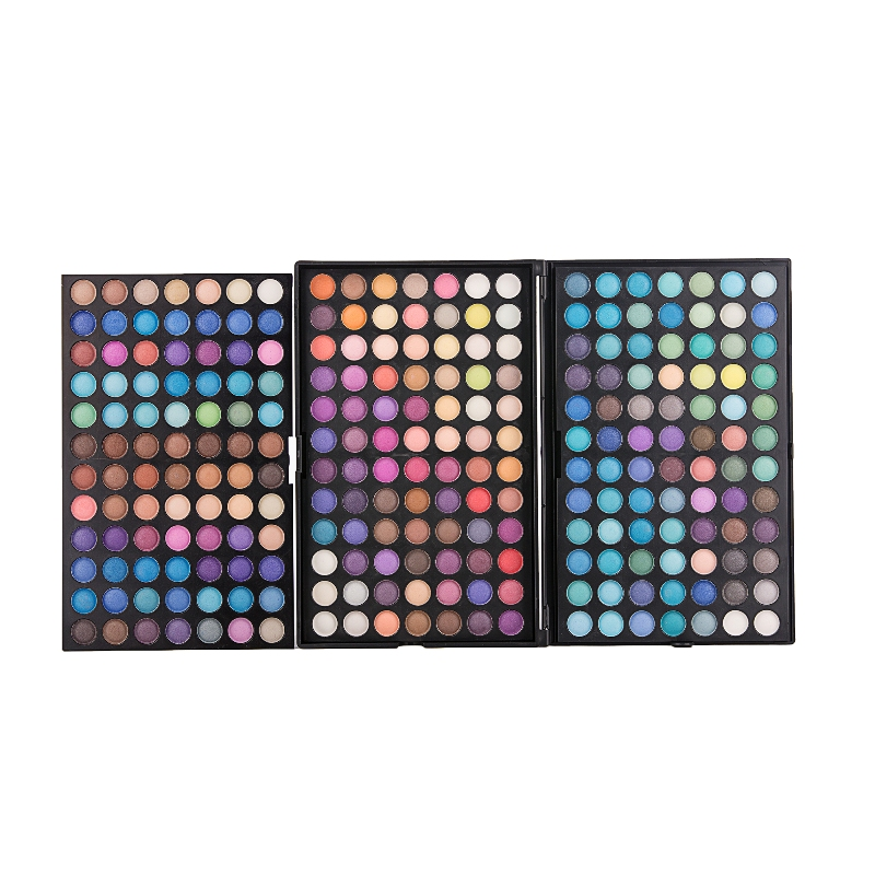 Cheap 252 Colors Eyeshadow Palette For Eye Makeup Neutral Mineral Eye Shadow