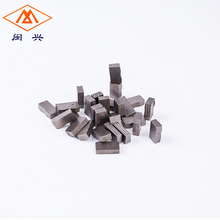 Cold press hot press M shape diamond segment for cutting granite marble stone