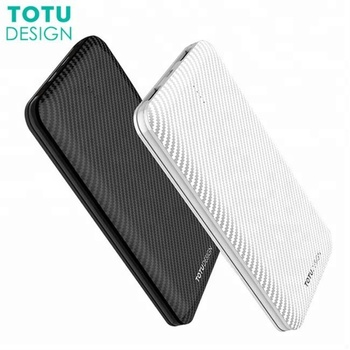 TOTU 10000mAh Power Bank 2.1 A Dual USB Output Mobile External Battery  Charger b3ec37e2bb64