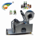 Shanghai Machinery semi automatic labeling machine,manual labelling machine for glass bottles