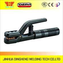 Easy to handle 500A electrode holder for arc welding