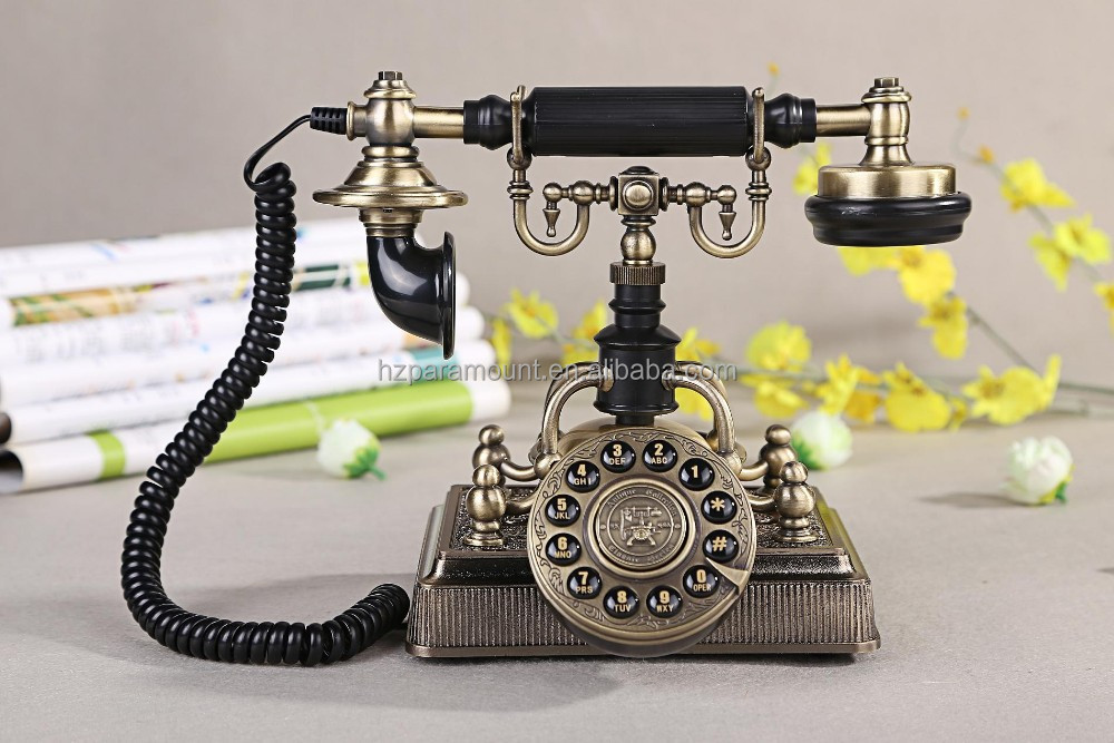1904s The Atlantis Antique Phone Pushbutton Old Phone - Buy Antique Phone  Product on Alibaba com