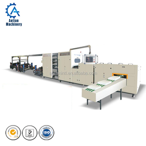 A3 A4 Paper Making Machine paper cutting machine